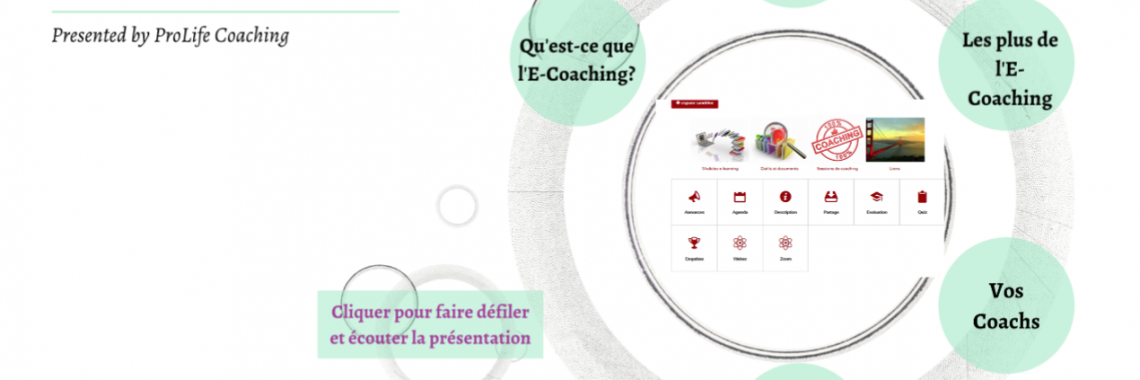 e-coaching plateforme web